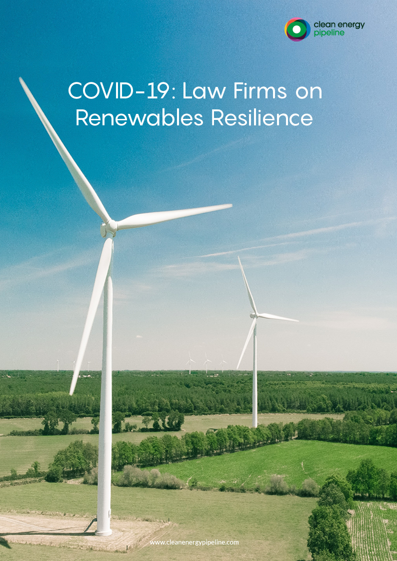 Market report cover image: COVID-19: Law Firms on Renewables Resilience