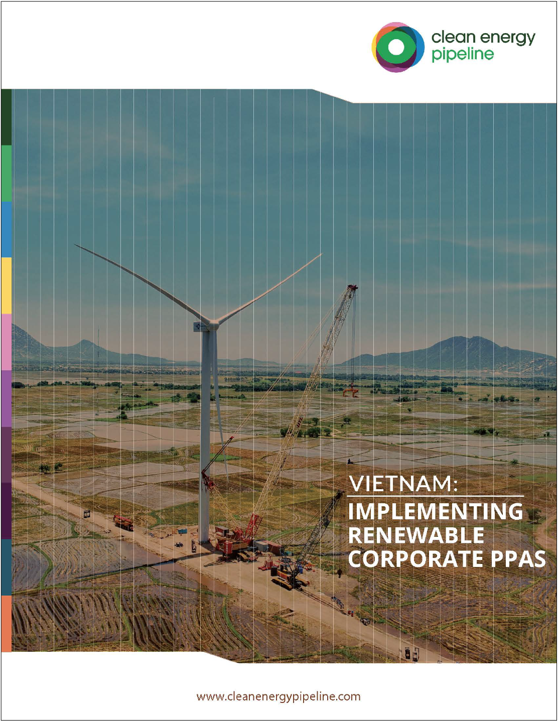 Market report cover image: Vietnam: Implementing Renewable Corporate PPAs